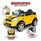 Rollplay 6V Mini Cooper Kid's Ride-On Car - For