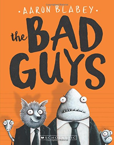 Image result for bad guys book