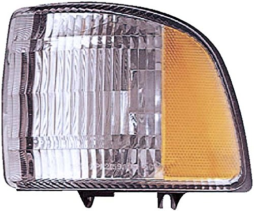 Driver Side Plymouth (Eagle Eyes CS023-U000L Dodge/Plymouth Driver Side Park/Signal Marker Lamp Lens and)