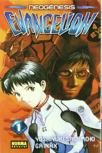 Descargar Libro NeogÉnesis Evangelion Tomo 01 Yoshiyuki Sadamoto