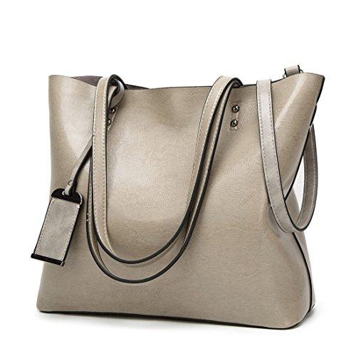 Womens Handbags Shoulder Bags Handbags Totes Handbags With Handles Burgundy Leather Gray