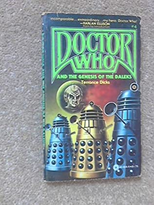 book cover of The Destiny of the Daleks