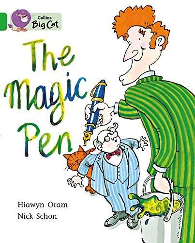The Magic Pen: Band 05/Green (Collins Big Cat)