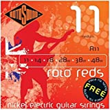 Ernie Ball 2221 Regular Slinky 10 46 String Set Amazon Co
