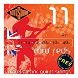 Rotosound R11 Roto Reds Medium Electric Guitar Strings (11-48)