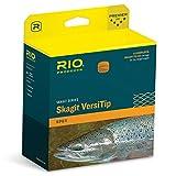 Rio Skagit Max VersiTip Spey Fly Line 600gr Teal/Orange 6-20414