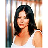 Charmed 8x10 Photo Shannen Doherty/Prue Halliwell White Tank Top Straight Hair kn
