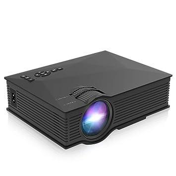 LYXLQ Proyector, Video proyector Full HD WiFi, teléfono LED ...