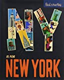 Image of NY Is for New York (Paul Thurlby ABC City Books)