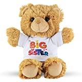 Big Sister Teddy Bear Stuffed Animal Plush Gift 14 inches
