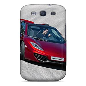 BBhvvgU3753EEsxr Tpu Phone Case With Fashionable Look For Galaxy S3 - Mclaren 12c Spider