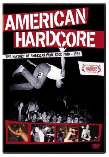 American Hardcore the History of American Punk Rock 1980-1986