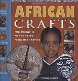 African Crafts, Lynne Garner, 1556527489