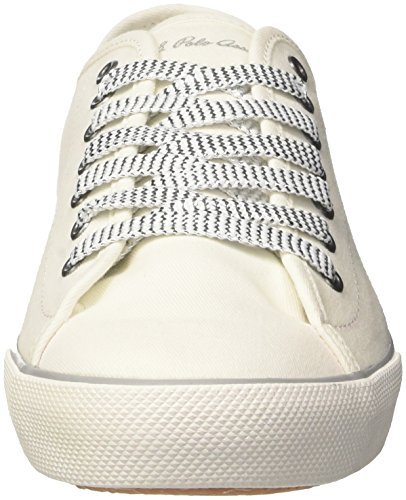 ASSN S POLO Bianco Terry Sneaker U Donna SE04Wq
