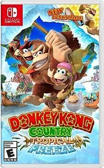 a18f12e33 Donkey Kong Country: Tropical Freeze - Nintendo ... - Amazon.com