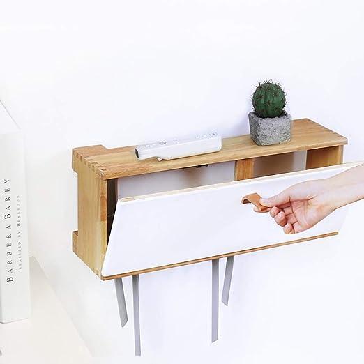 LeiQQ Caja de Almacenamiento - Caja de oclusión de enrutador ...
