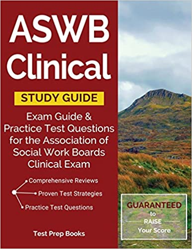 ##EXCLUSIVE## ASWB Clinical Study Guide: Exam Review & Practice Test Questions For The Association Of Social Work Boards Clinical Exam. haber aparece Micro ECOTERMO quality