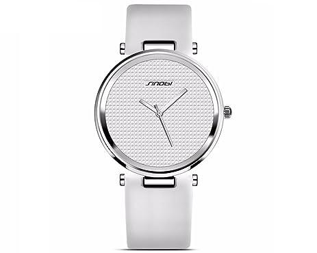Relojes de Hombre Super Slim Luxury Casual Watches Mens Quartz Analog Leather Sports Fashion Wristwatch