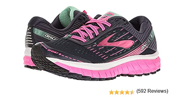 Brooks 1202251B092 - Zapatillas de running de Sintético Mujer, color Negro, talla 8 M US: Amazon.es: Zapatos y complementos