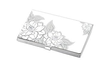 Neues Design Inhaber Von Der Visitenkarte Einfache Edelstahl
