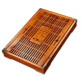 Solid Wood Tea Tray Tea Set Chinese Kung Fu Tea Set-#07
