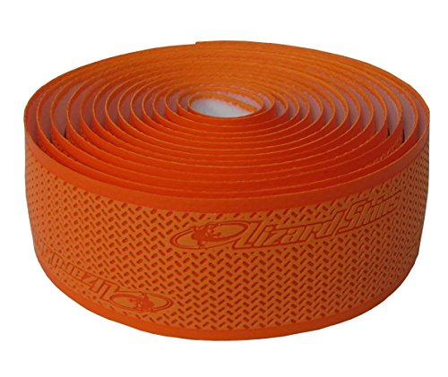 Lizard Skins DSP 2.5mm Bar Tape Tangerine, One (Team Bicycle Handlebar)
