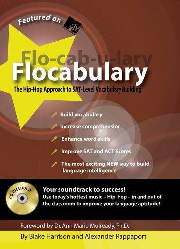 Flocabulary  The Hip Hop Approach To Sat Level Vocabulary Building  Flocabulary Study Guides