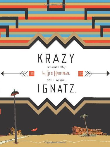 Krazy & Ignatz: Komplete 1935-1936 A Wild Warmth of Chromatic Gravy