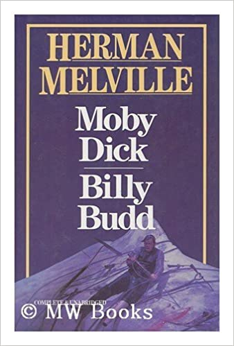 Moby dick billy budd