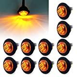 led amber driving lights -