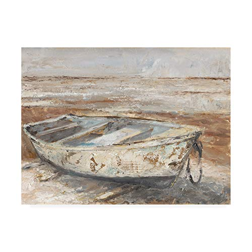 - Trademark Fine Art Weathered Rowboat I by Ethan Harper, 18x24