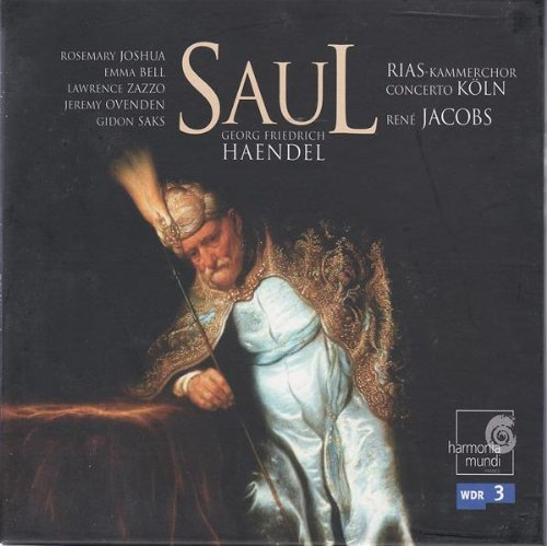 Handel: Saul by Harmonia Mundi Fr.