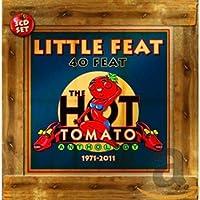 40 Feat: The Hot Tomato Anthology