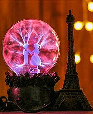 Warm Heart de París Torre de Pelota de Litio, creativos de la ...