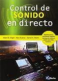 img - for Control de sonido en directo book / textbook / text book