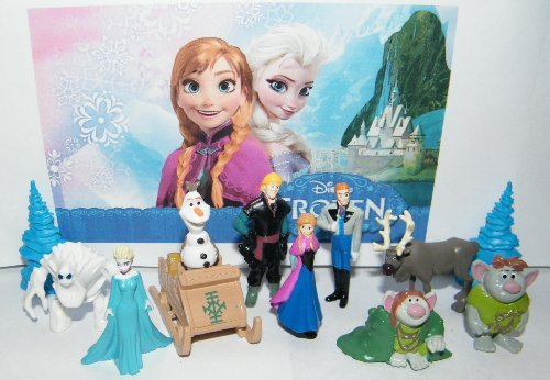 Disney Frozen Snowman Reindeer Monster