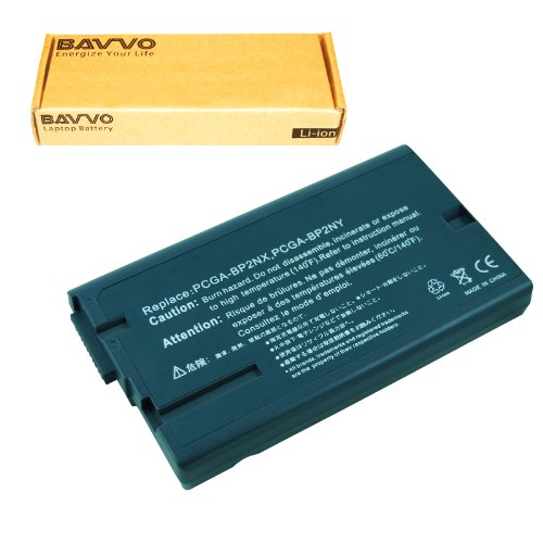 Click to buy Bavvo 8-Cell Battery for SONY VAIO PCG-GRX510P - From only $29.98