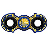 NBA Diztracto Fidget Spinnerz - 2 Way, Golden State Warriors, One Size