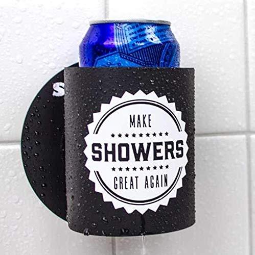 Shakoolie - Make Showers Great Again - Shower Beer Holder