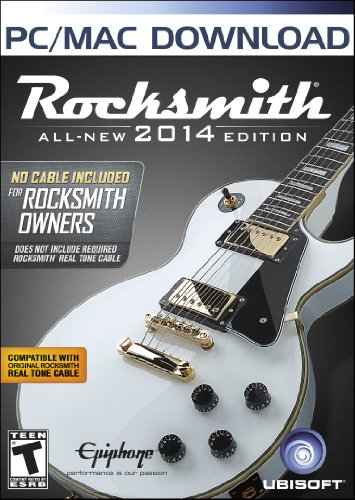 Rocksmith 2014 (Mac) [Online Game Code]