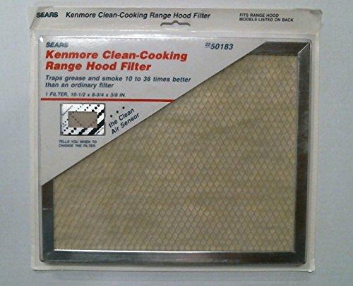 Kenmore Clean-Cooking Range Hood Filter 2250183 50183 ()