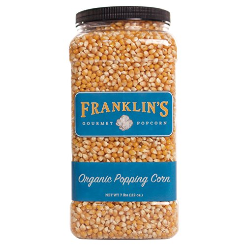 Franklins Organic Popping Theater Popcorn product image