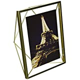 Umbra Prisma Wire Desktop Frame, 4 by 6-Inch, Brass