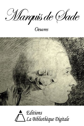 Marquis De Sade Ebook