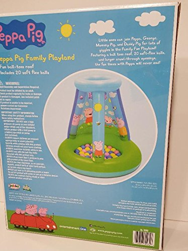 Peppa Pig Family Playland