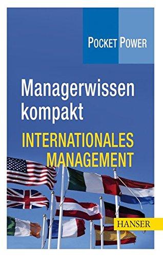 Managerwissen kompakt: Internationales Management