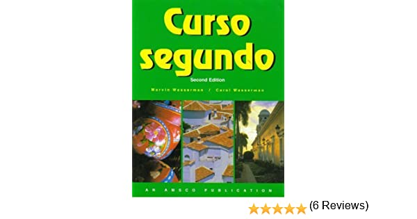 Amazon curso segundo spanish edition 9781567654820 amazon curso segundo spanish edition 9781567654820 marvin wasserman carol wasserman books fandeluxe Choice Image