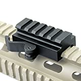 Savage Arms 17 Best Deals - LVLING 5-Slot Universal QD Lever Lock Adaptor and Riser