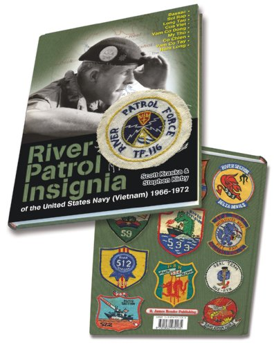 River Patrol Insignia of the United States Navy (Vietnam) 1966/1972