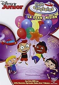Little Einstein: La gran misión [DVD]